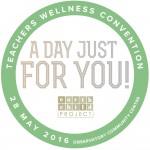 Teachers Wellness Convention  - Badge-01
