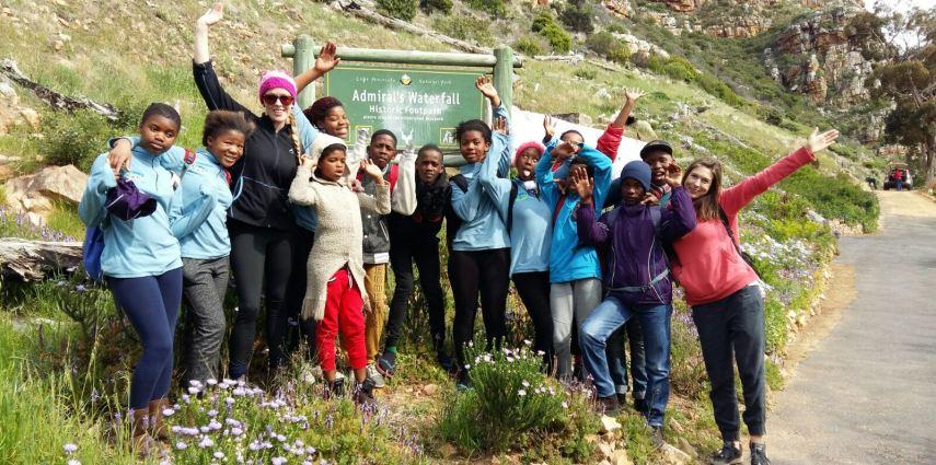 Hiking Club: Catching Tadpoles on Admiral Falls