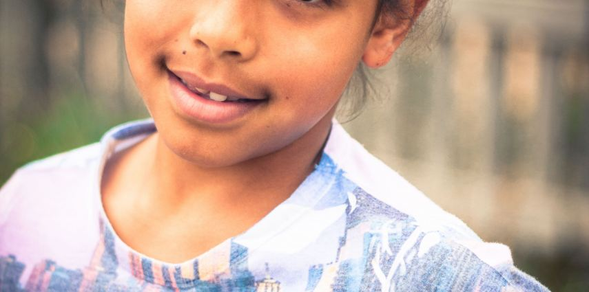 In honor of our 10-year anniversary, we are highlighting 10 remarkable Earthchildren from the past and present. Our Earthchild Spotlight number six is Dilshaad Julius who is 9 years old and in Grade 3 at Harmony Primary School in Lavender Hill. This young girl is truly a positive energy boost for everyone around her. Dilshaad entered the staff room at Harmony Primary with a confident, big smile and one can immediately sense how excited she is about yoga.